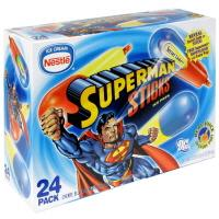 Nestle Superman Krypton Sticks
