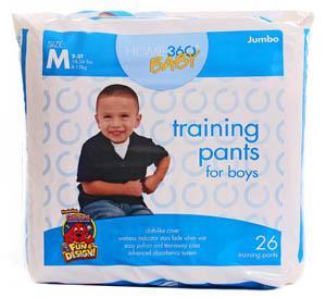 Home 360 Baby Medium Boy's Training Pants