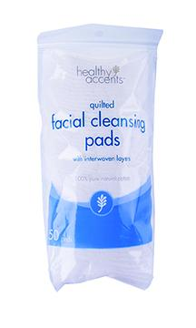 Healthy Accents Facial Cleansing Pads
