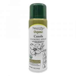 Nature's Place Organic Canola Spray