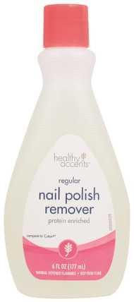 Healthy Accents Nail Polish Remover
