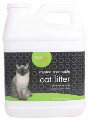 Home 360 Pet Scented Scoopable Cat Litter