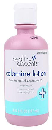 Healthy Accents Calamine Lotion