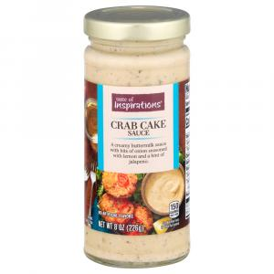 Taste of Inspirations Crab Cake Sauce