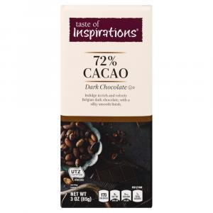Taste of Inspirations 72% Cacao Bar