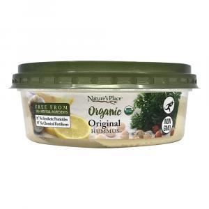 Nature's Place Organic Original Hummus
