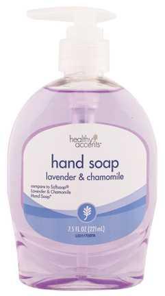 Healthy Accents Liquid Soap Lavender Chamomile