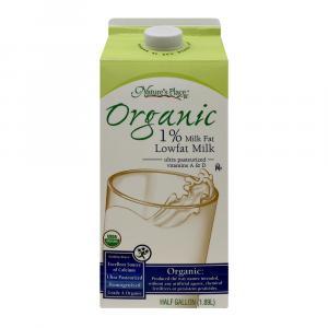Nature's Place Organic 1% Milk
