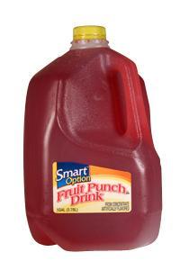 Smart Option Fruit Punch Drink