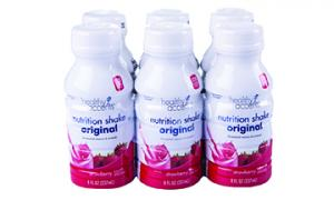 Healthy Accents Strawberry Nutritional Drink