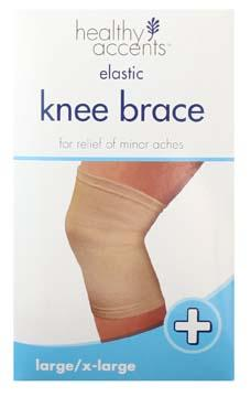 Healthy Accents Elastic Knee Support Large / Extra Large