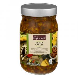 Taste of Inspirations Texas Caviar Salsa