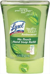 Lysol Healthy Touch Green Tea & Ginger Liquid Soap Refill