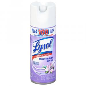 Lysol Crisp Early Morning Breeze Disinfectant Spray