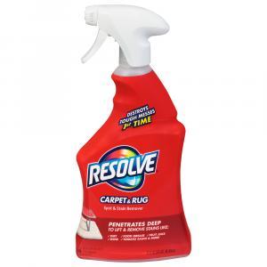 Resolve Triple Strength Carpet Cleaner Trigger Spray