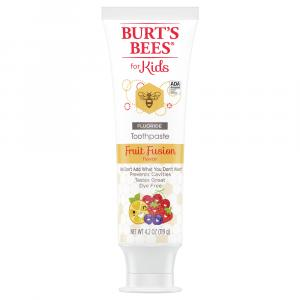 Burt's Bees for Kids Fruit Fusion Fluoride Toothpaste