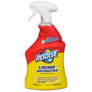 Resolve Urine Destroyer For Stains & Odors