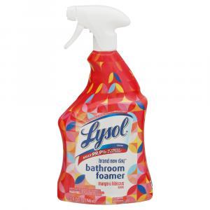 Lysol Brand New Day Bathroom Foamer Cleaner Mango & Hibiscus