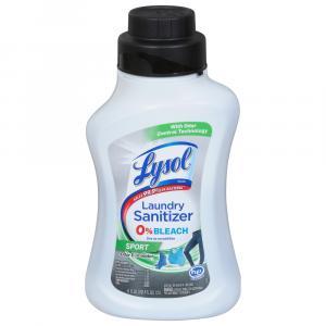Lysol Laundry Sanitizer Sport Scent