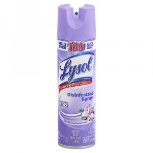 Lysol Early Morning Breeze Disinfectant Spray