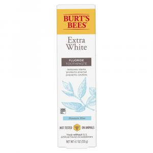 Burt's Bees Extra White Toothpaste