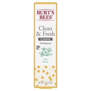 Burt's Bees Clean & Fresh Flouride Toothpaste