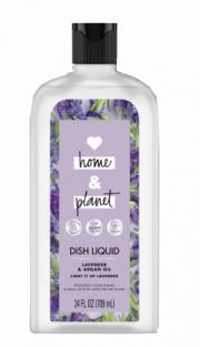 Love Home and Planet Lavender & Argan Oil Dish Liquid