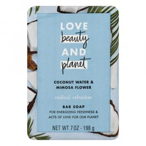 Love beauty and planet Cocnut Water Soap Bar