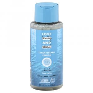 Love Beauty and Planet Deep Detox Sea Salt & Bergamot