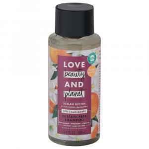 Love Beauty & Planet Vegan Biotin & Sun-Kissed Mandarin