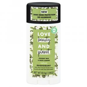 Love Beauty and Planet Coconut Milk & White Jasmine