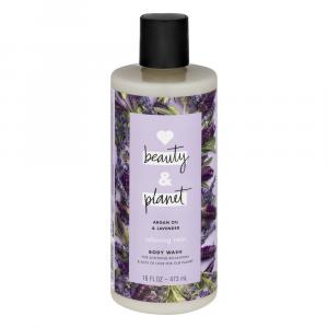 Love Beauty and Planet Relaxing Rain Body Wash