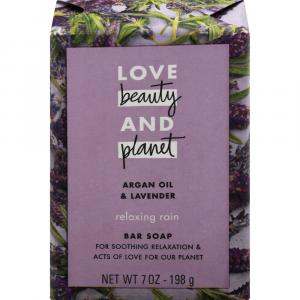 Love beauty and planet Lavender Soap Bar