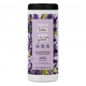 Love Home and Planet Lavender & Argan Oil