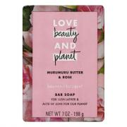 Love beauty and planet Muru Muru Butter Soap Bar