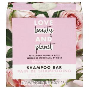 Love Beauty and Planet Blooming Colour Shampoo Bar