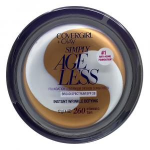Covergirl Simply Ageless Foundation Classic Tan