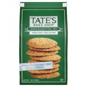 Tate's Coconut Crisp Cookies