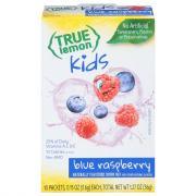 True Lemon Kids Pink Blue Raspberry Sticks