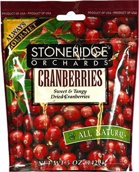 Stoneridge Orchards Dried Cranberries