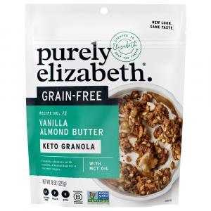 Purely Elizabeth Grain Free Granola with MCT Oil