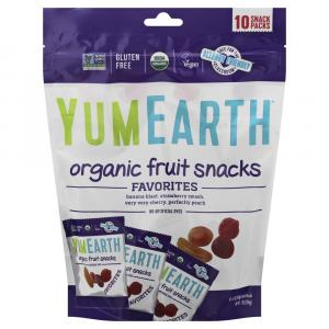 Yumearth Organics Fruit Snacks Family Size