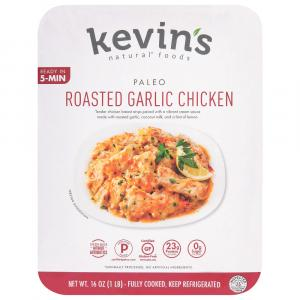 Kevin's Paleo Roasted Garlic Chicken