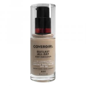 Cover Girl Outlast Stay Fabulous Foundation