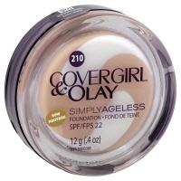 Covergirl Simply Age Foundation 210