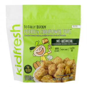 Kidfresh Totally Rockin' Tots Russet Potato & Cauliflower