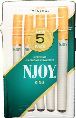 Kings Njoy Menthol Bold