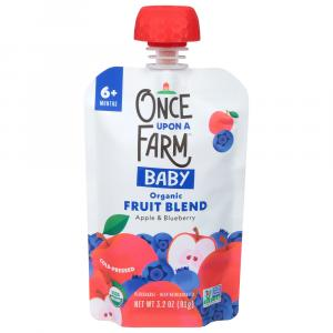 Once Upon A Farm Organic Apple Blueberry