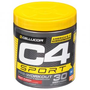 C4 Sport Fruit Punch