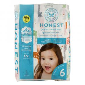 Honest Giraffe Diapers Size 6